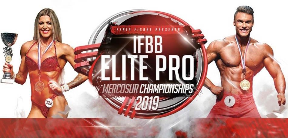 IFBB Elite PRO Chile