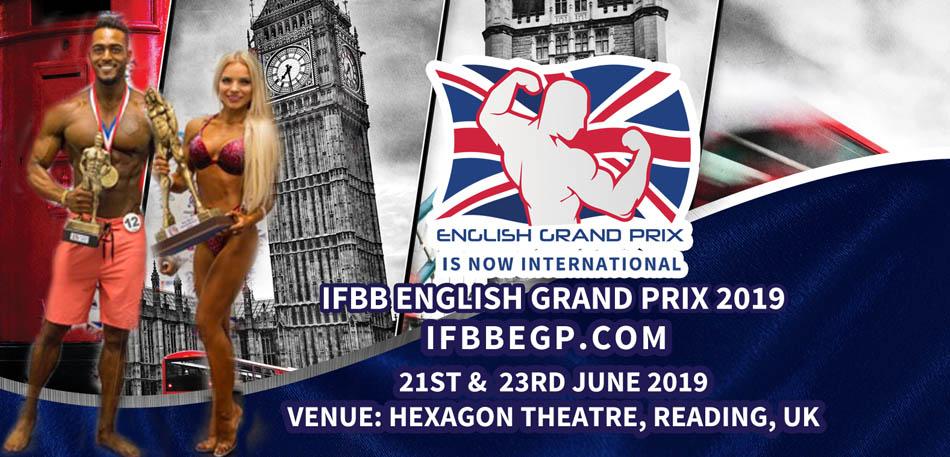 IFBB English Grand Prix International
