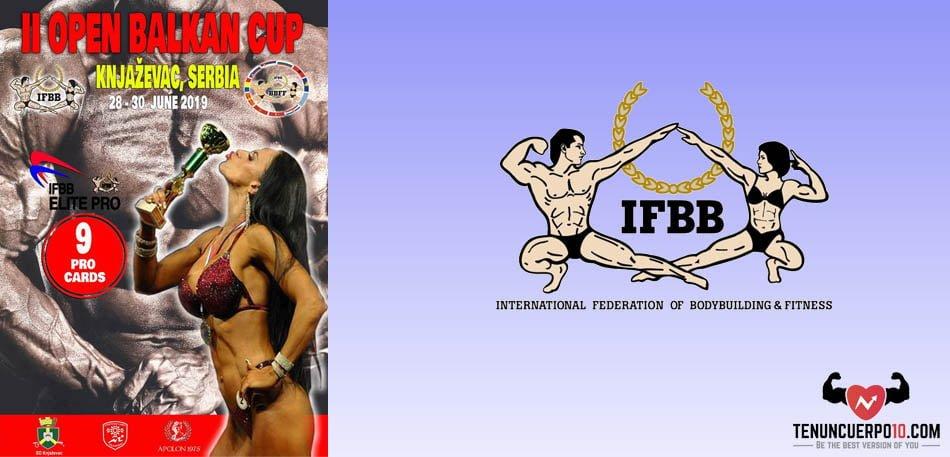 Second Open Balkan Cup
