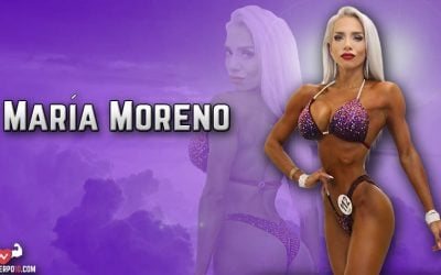 María Moreno: He sacado fuerza que no creía tener