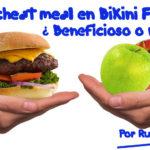 "La comida libre o ""cheat meal"": ¿Es beneficiosa para una atleta bikini?"