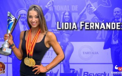 Lidia Fernández: 4 golds that change everything