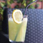 Granizado de limón fit