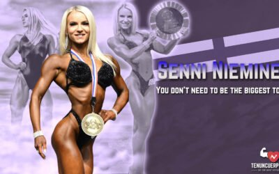 Senni Nieminen: You don't need to be the biggest to win
