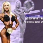 Senni Nieminen: No necesitas ser la más grande para ganar
