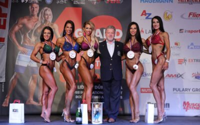 Czechia PRO: Brigitta Bekefi wins in Opava before Arnold Classic Europe